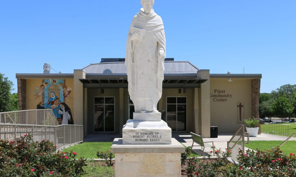 St. Dominic Statue
